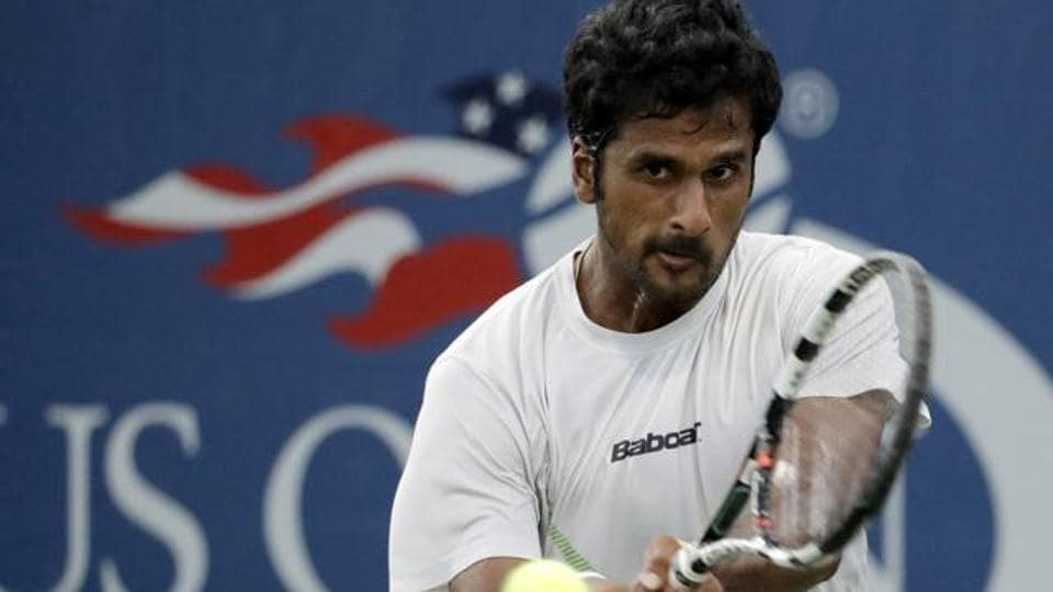 Saketh Myneni was handed a tough draw on Saturday as he has been pitted against experienced seventh seed Mikhail Youzhny in his singles opening round of the ATP Chennai Open.