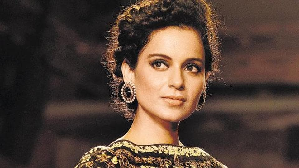 Kangana Ranaut debuted in Bollywood with Gangster.