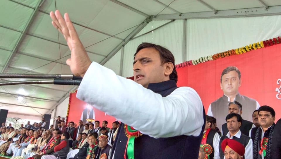 The UPchief minister Akhilesh Yadav was declared the national president of the Samajwadi Party in a national executive meeting called on January 1, 2017, deposing his father Mulayam Singh Yadav.