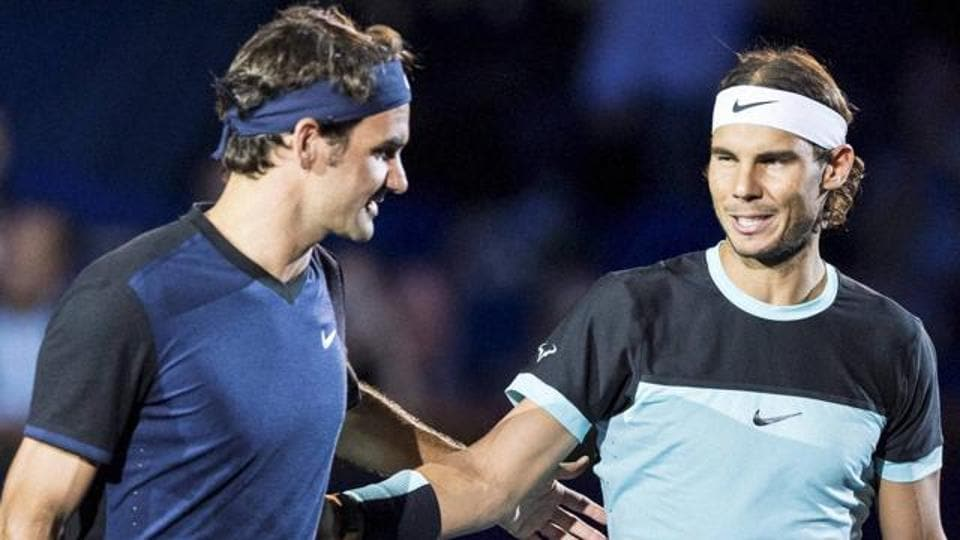 "Roger Federer has suggested in jest that playing clay court matches against Rafael Nadal, who he considers as his toughest opponent, has left him ""scarred""."