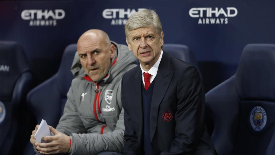Wenger reveals team news ahead of Crystal Palace clash