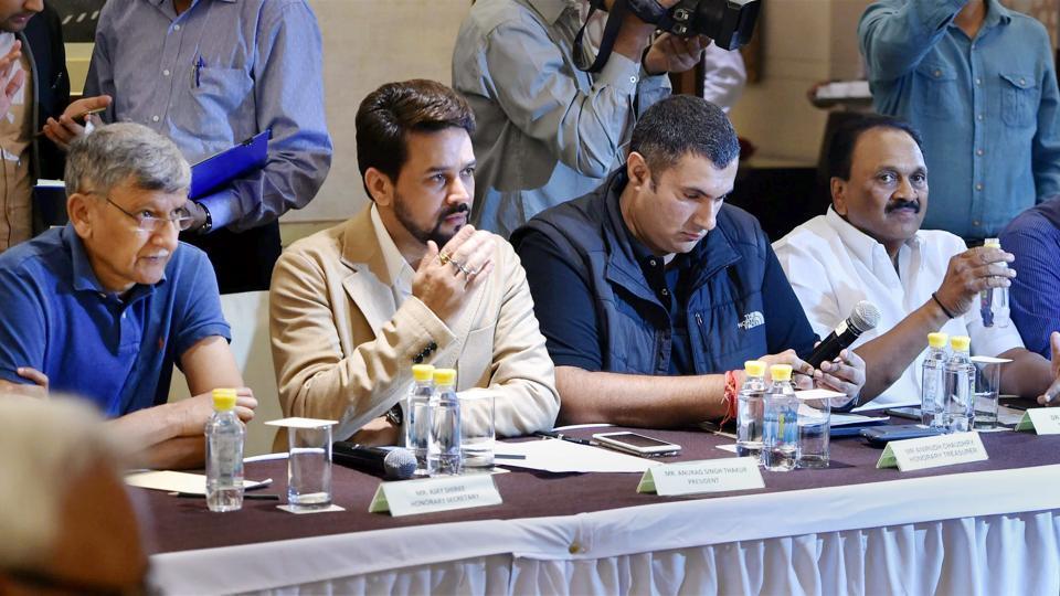 Supreme Court removes Anurag Thakur from BCCI president