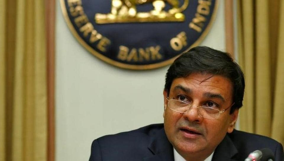 RBI Governor Urjit Patel speaks during a news conference after the bimonthly monetary policy review in Mumbai.