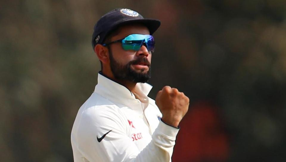 Virat Kohli said that he takes inspiration from Real Madrid superstar Cristiano Ronaldo, whose work ethic is something that he wants to emulate.
