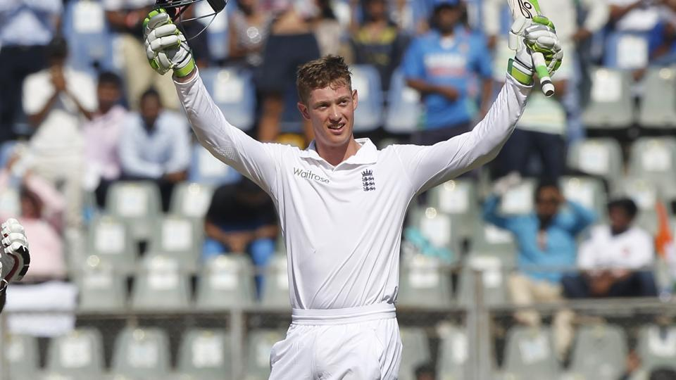 Keaton Jennings smashed a century on debut as he shone through for England in the recently concluded Test series against India which Alastair Cook's team lost 4-0.