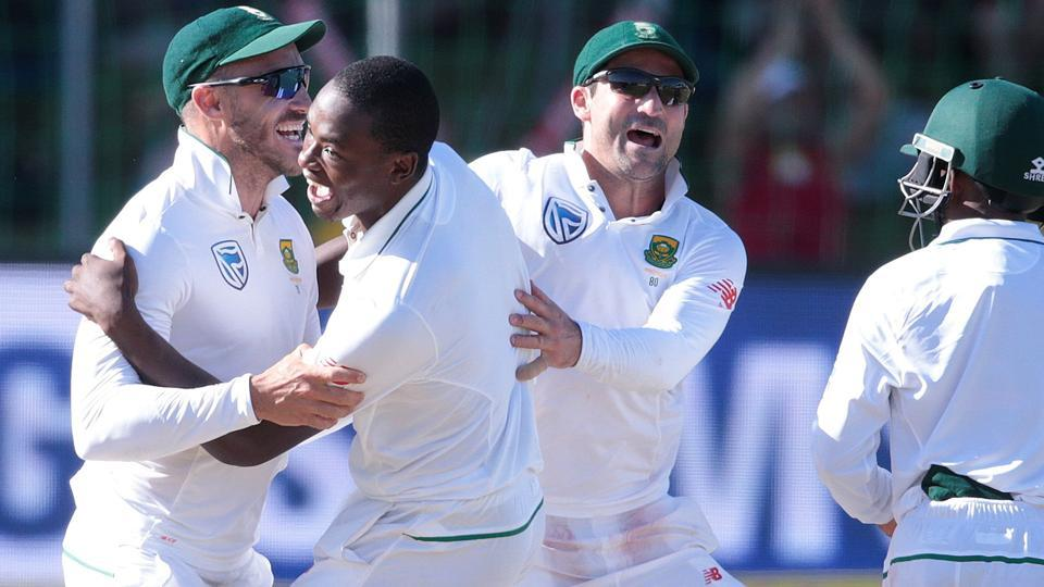 Kagiso Rabada, Kyle Abbott and Vernon Philander will enjoy bowling on the Cape Town wicket as they aim to seal the series against Sri Lanka.