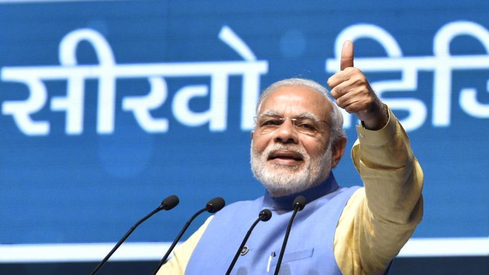 PM Narendra Modi,Modi's speech,New Year's eve