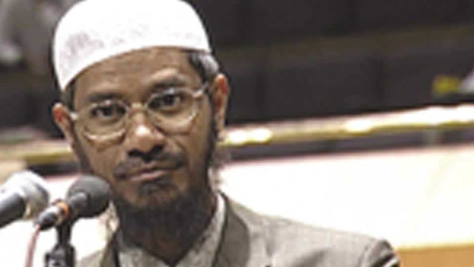 Dr. Zakir Naik, the founder of Islamic Research Foundation