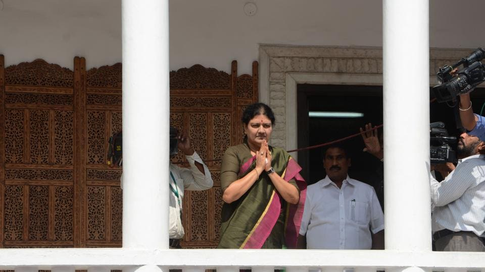 Sasikala Natrajan, a close friend and confidante of former Tamil Nadu CM Jayalalithaa, formally took over as the All India Anna Dravida Munnetra Kazhagam's general secretary at the party headquarters in Chennai on Saturday.