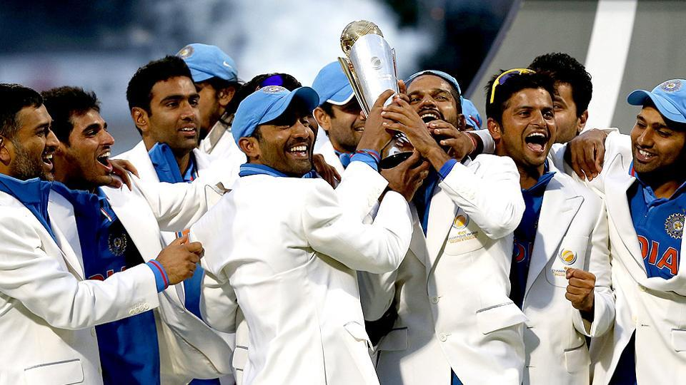 India will be aiming to defend their Champions Trophy crown in the 2017 edition in England starting from June.