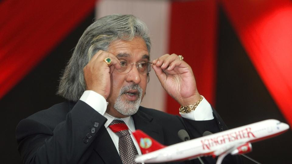 Chairman Kingfisher Airlines Vijay Mallya speaks at an event during the Civil Aviation Week - Airport & Airline 2007 Expo or AA 07, in New Delhi on March 27, 2007.
