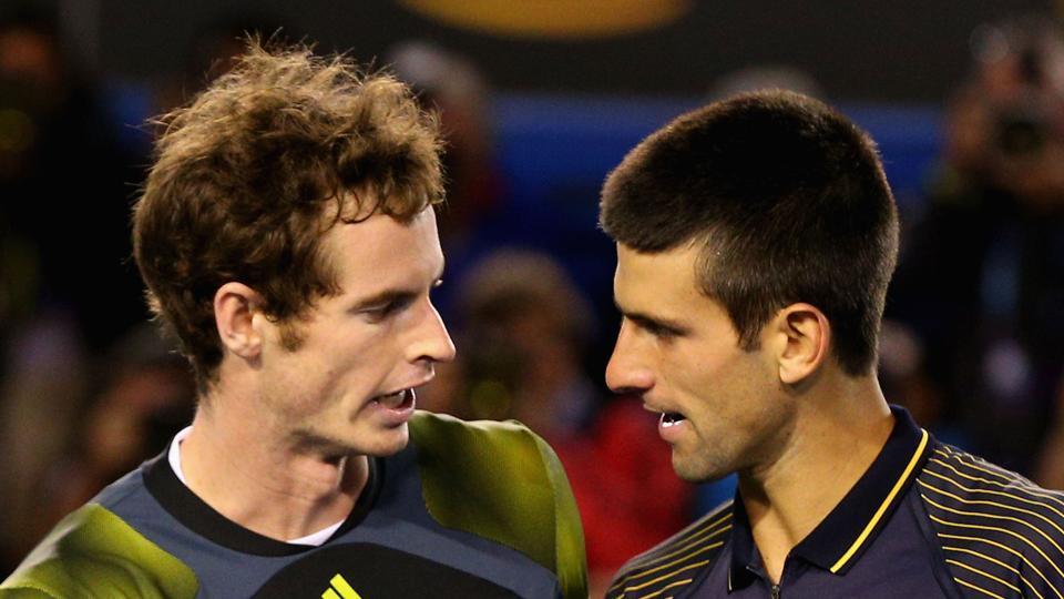 Novak Djokovic,Andy Murray,Tennis