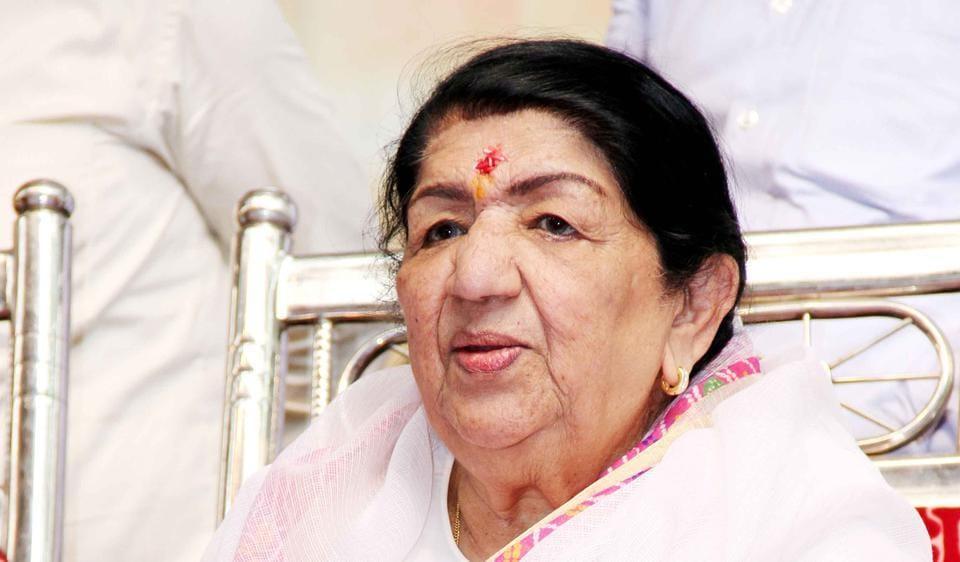 Lata Mangeshkar,Rama Raksha Strotra,Pandit Bhimsen Joshi
