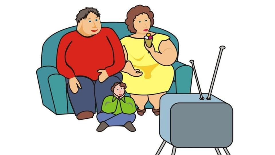 The weight of obese parents may cause developmental delays in kids.