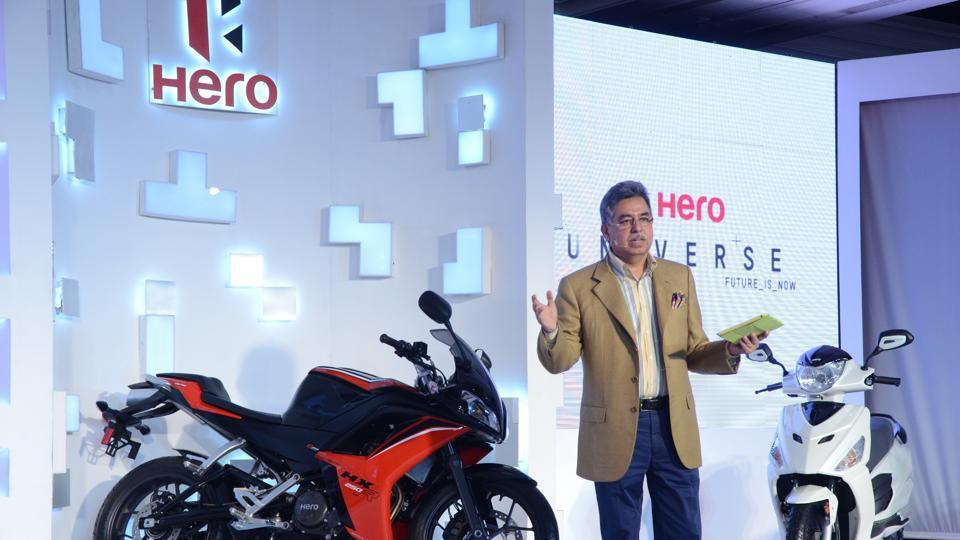 Hero MotoCorp,BMW Motorcycles,two-wheeler