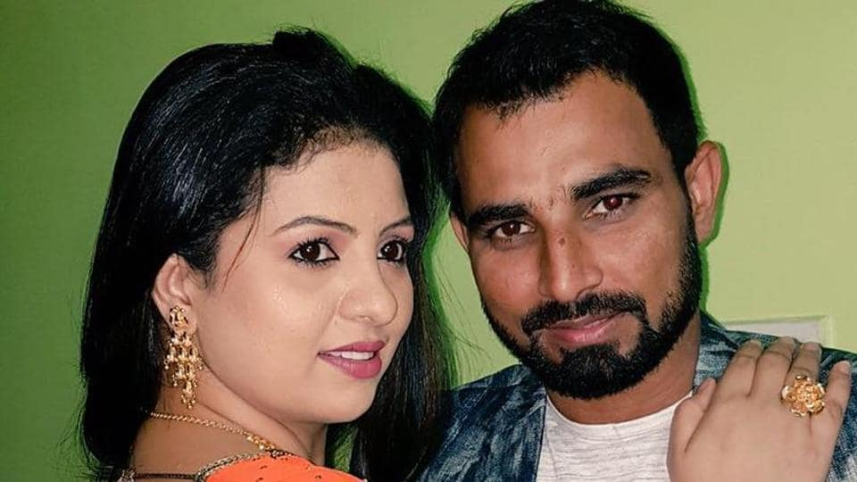 Mohammed Shami posted another picture on social media with his wife after being trolled for posting pictures with his family in western attire.