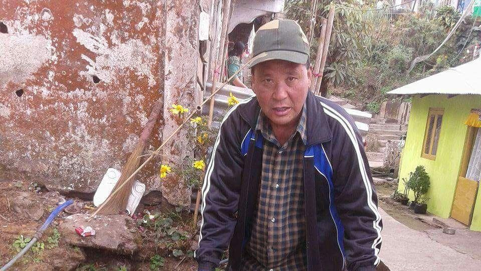Every year Tamang treats the dogs of his locality to specially cooked meals.