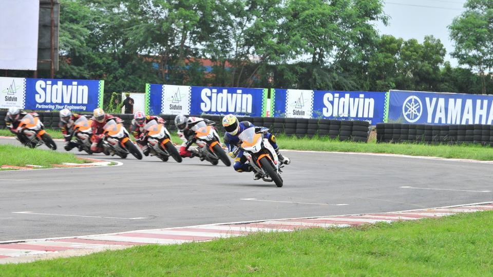 race track,motorcyle design,Hero MotoCorp