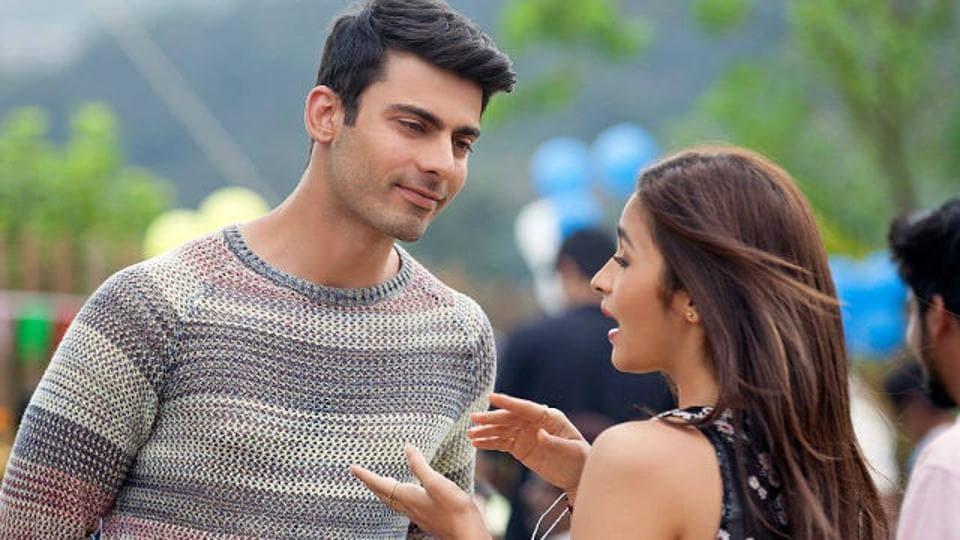Fawad and Alia starred together in the hit 2016 family drama with Sidharth Malhotra, Rishi Kapoor, Ratna Pathak Shah, Rajat Kapoor.