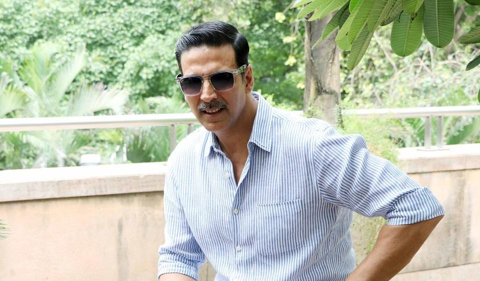 Actor Akshay Kumar has announced four films of his that will release in 2017