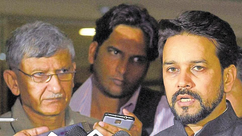 BCCI president Anurag Thakur and secretary Ajay Shirke have been removed by the Supreme Court on Monday. The top court will appoint an observer on January 19, the date of the next hearing.