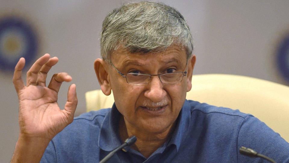 Ajay Shirke,Anurag Thakur,BCCI