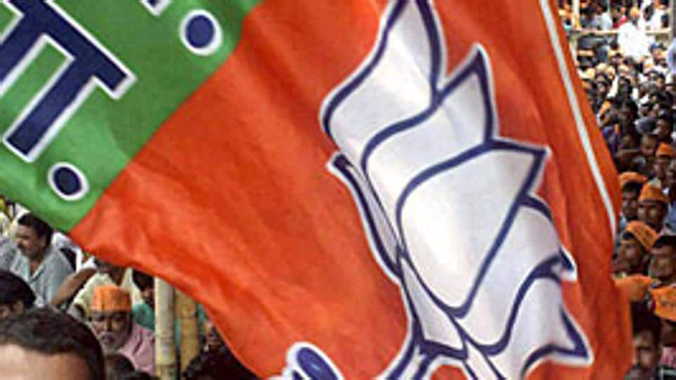 Two Congress MLAs in Arunachal Pradesh joined BJP on Monday.
