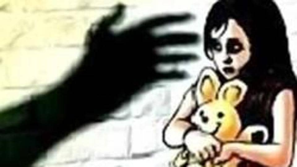 A five-year-old girl was allegedly raped by two minor boys  in Bhiwandi, Maharashtra.