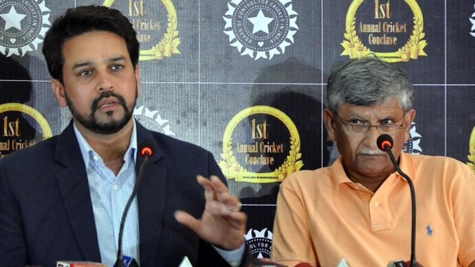 Anurag Thakur has been sacked by the Supreme Court as BCCI president for defying the proposals made by the RM Lodha panel