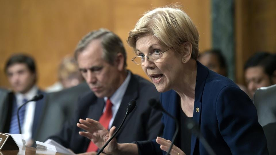 Elizabeth Warren,Marijuana,Pot legalisation