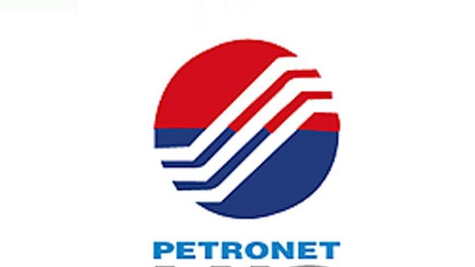 File photo of Petronet LNG logo.