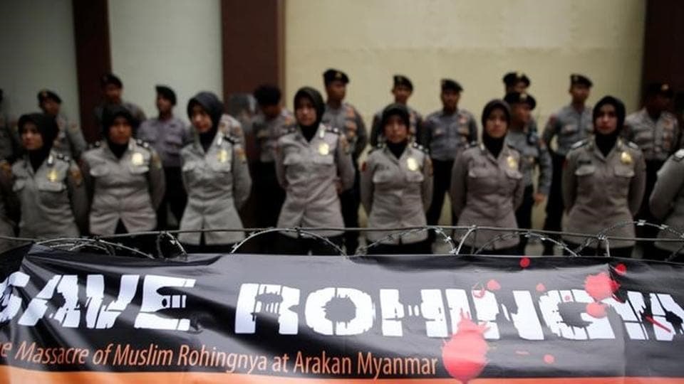 Myanmar unrest,Rohingya muslims,Security forces