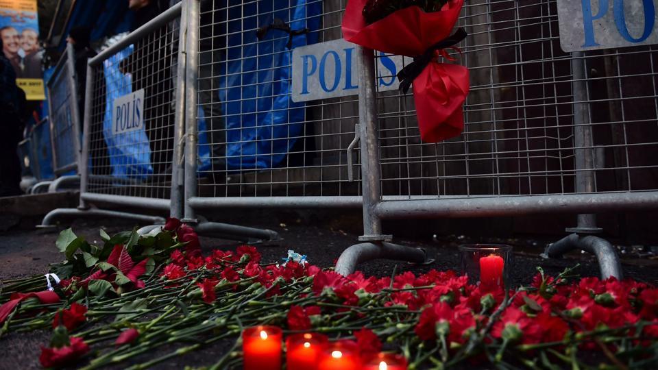 Istanbul club attack,Sushma Swaraj,2 Indians killed