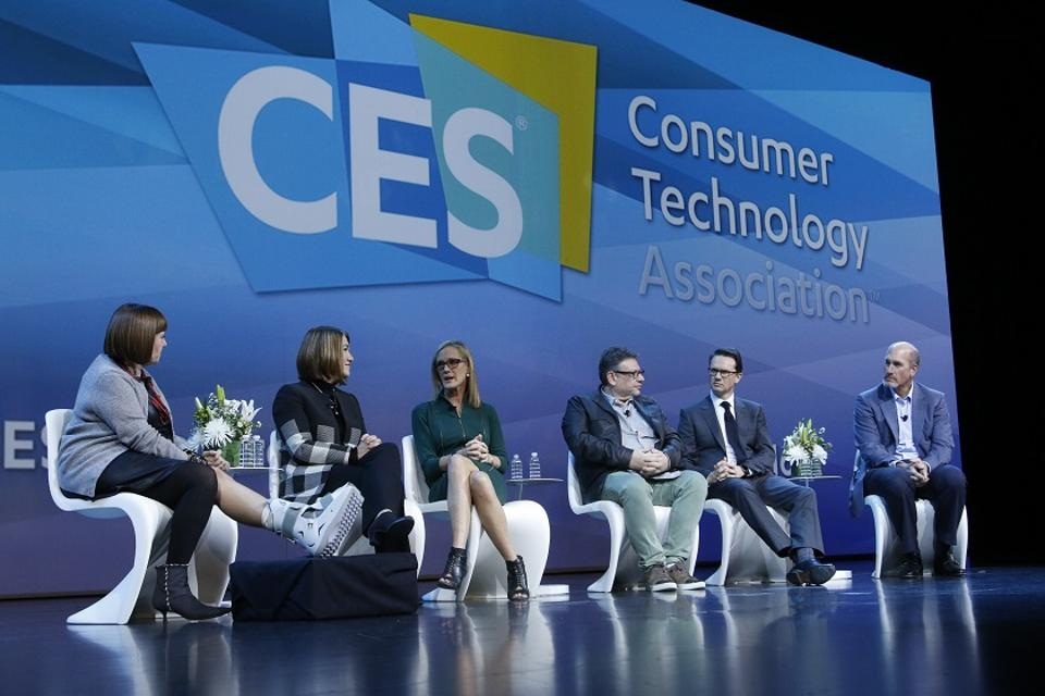The Consumer Electronics Show, which begins with a series of media events Tuesday will offer trade professionals a look at new robotics, connected cars and a dizzying assortment of gizmos from connected sneakers to drones.
