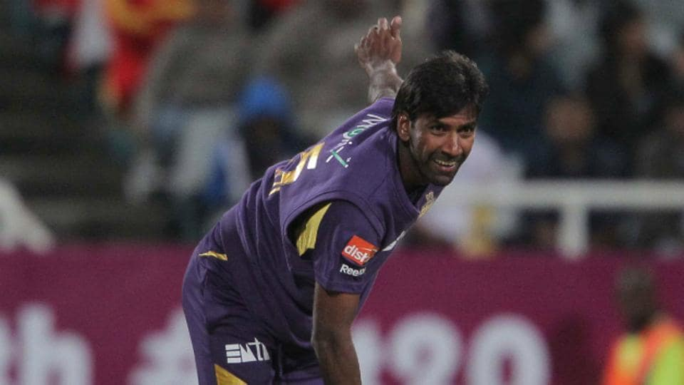 Former Indian Premier League champions Kolkata Knight Riders (KKR) named former India pacer Laxmipathy Balaji as their bowling coach.