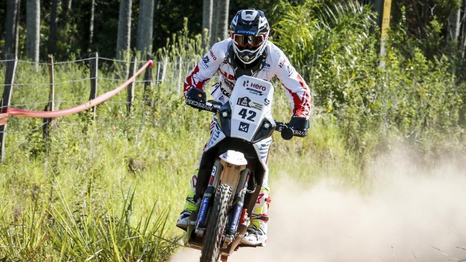 Joaquim Rodrigues,CSSantosh,Dakar 2017
