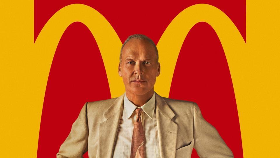 I'm lovin' it? The true story of McDonald's.