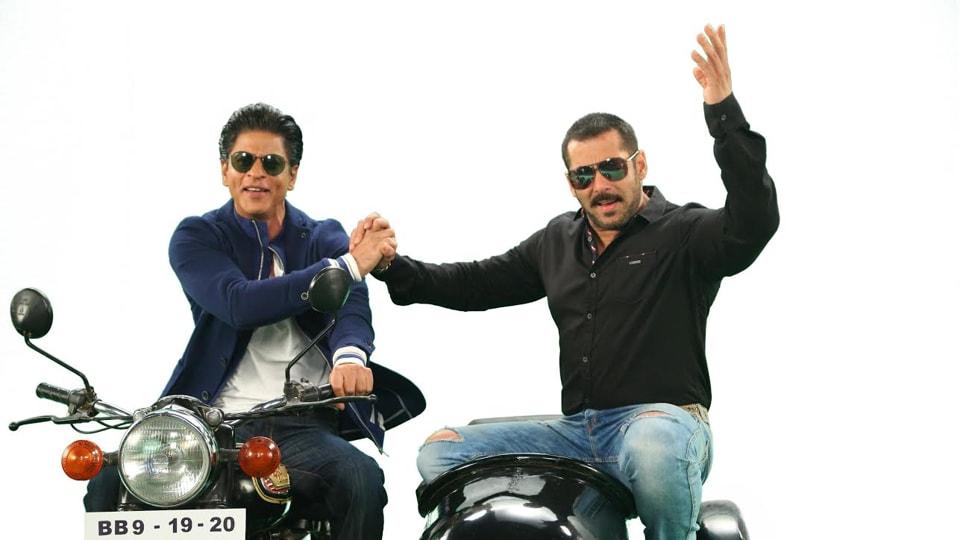 Shah Rukh Khan,Salman Khan,SRK Salman
