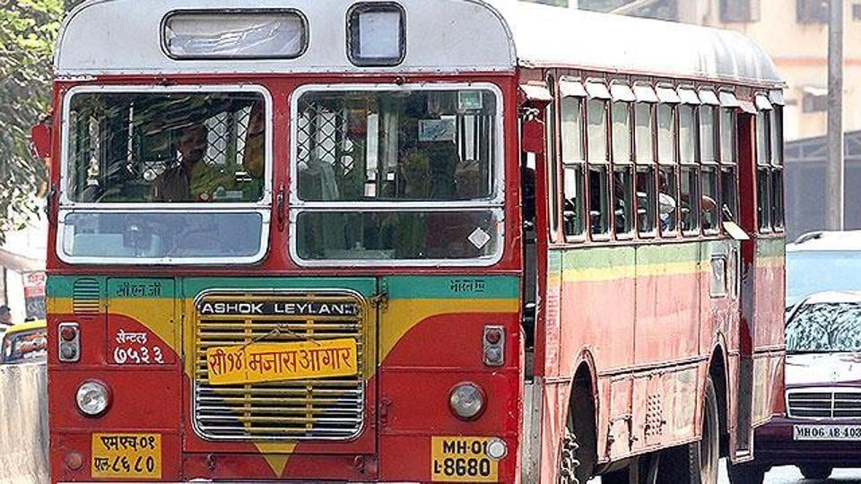 BEST bus,Mumbai,Brihanmumbai Electricity Supply and Transport