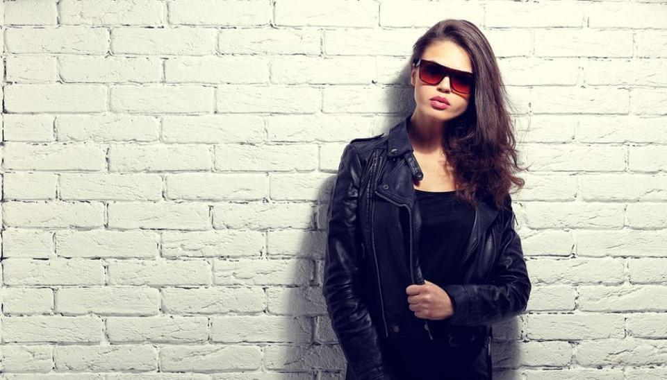 Leather jackets,Winter fashion,Biker jacket