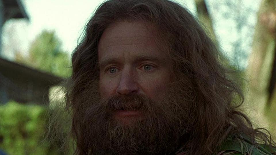 Robin Williams,Harry Potter,Hagrid