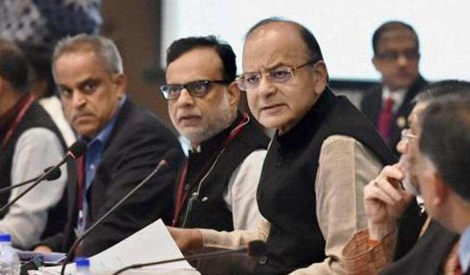 GST,GST Council,Arun Jaitley