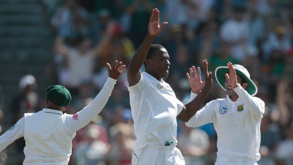 South Africa vs Sri Lanka,Kagiso Rabada,Vernon Philander