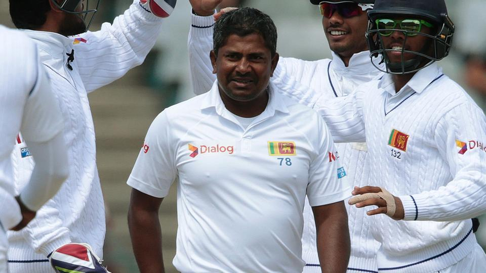 Rangana Herath overtook Chaminda Vaas to become Sri Lanka's second highest wicket-taker in Tests during the South Africa game in Newlands.