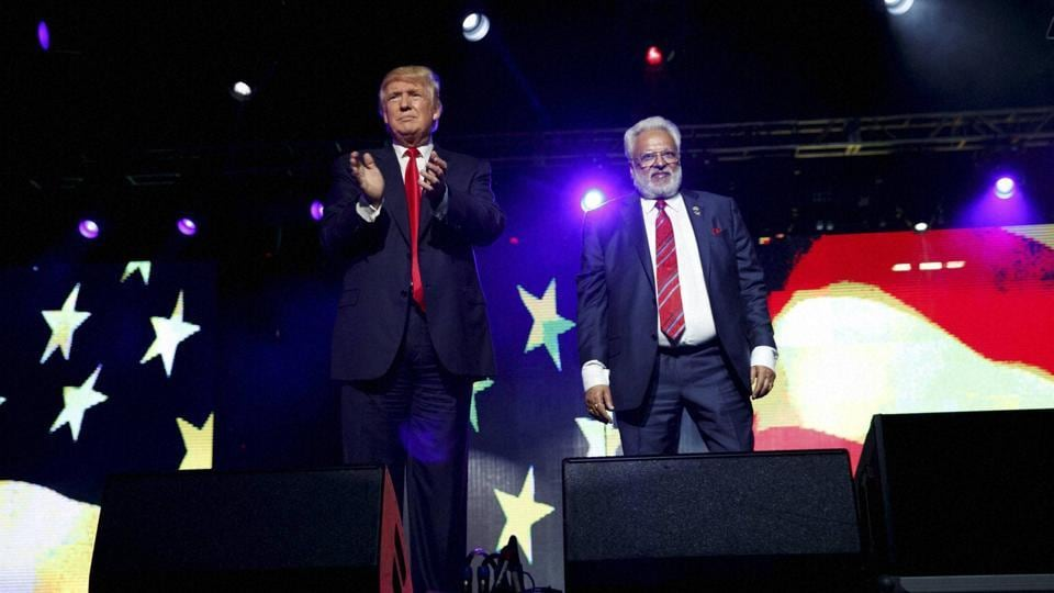 Trump presidency,Donald Trump,India-US relations