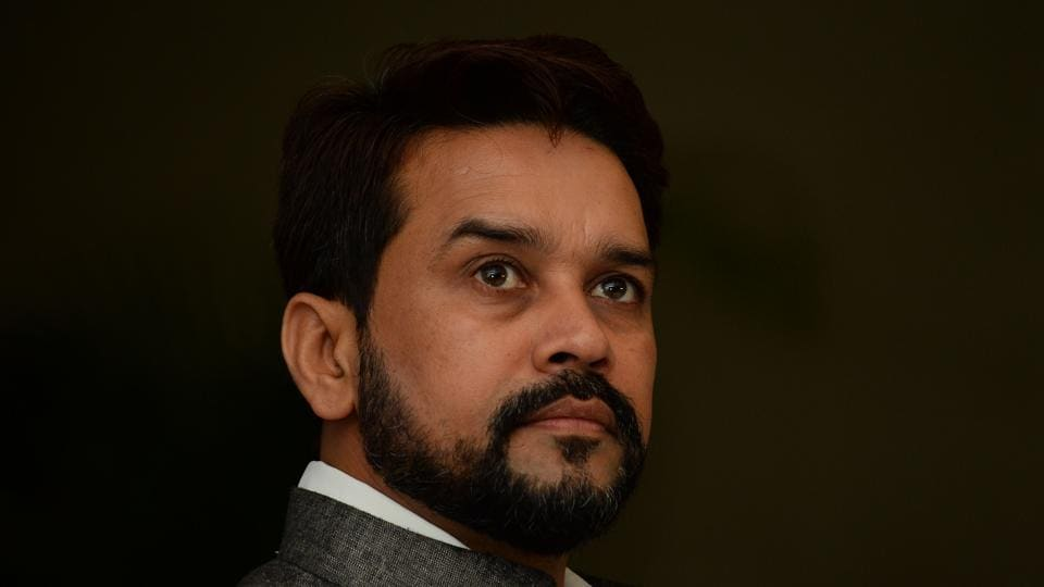 Anurag Thakur was sacked as president of the BCCI by the Supreme Court after the Indian board did not implement the Justice Lodha panel reforms.