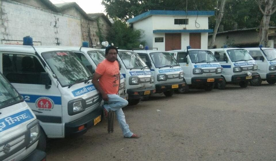 Janani Suraksha ambulances had gone on an indefinite strike in October which affected health services in the state.