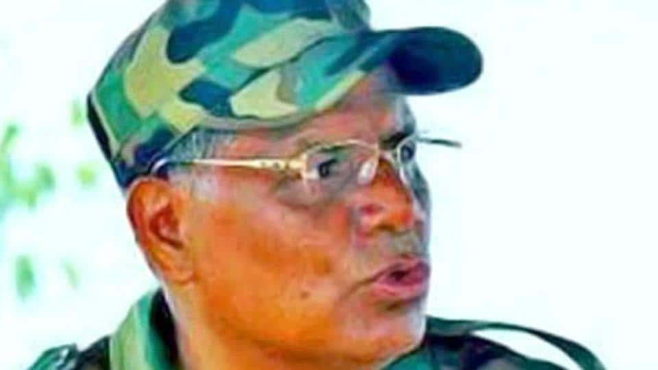 Paresh Barua, the leader of the ULFA-Indenpendent faction.