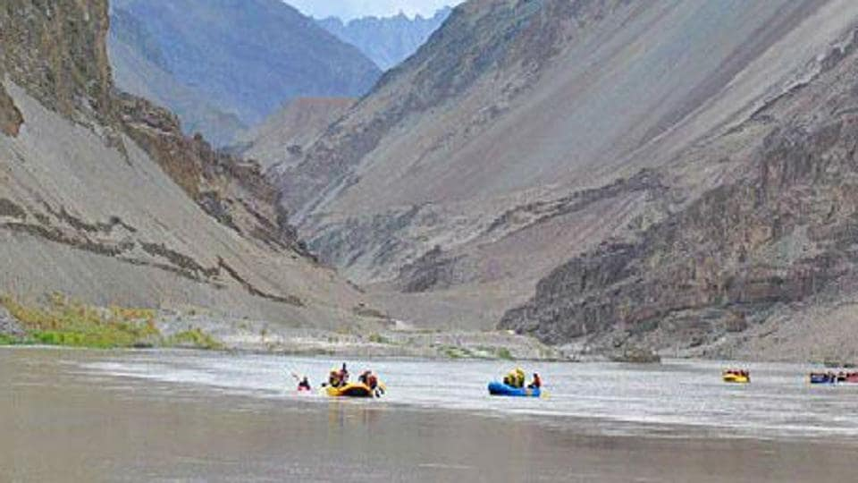 Under the Indus Waters Treaty of 1960, the World Bank acts as the main arbitrator and suggests measures for resolving disputes.