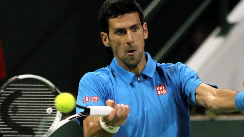 Novak Djokovic survived a scare against Jan-Lennard Struff but progressed to the next round of the Doha Open.